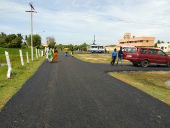 600 sqft, Plot in Builder Project Ponneri, Chennai at Rs. 6.5940 Lacs