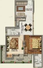 596 sqft, 2 bhk Apartment in Ramsons Kshitij Sector 95, Gurgaon at Rs. 25.0000 Lacs