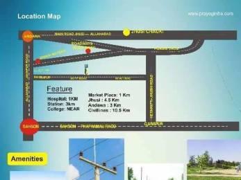 900 sqft, Plot in Builder Prayag Vally Phase 2 Jhusi, Allahabad at Rs. 5.3910 Lacs