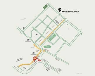 1075 sqft, 3 bhk Apartment in Migsun Vilaasa ETA 2, Greater Noida at Rs. 30.0000 Lacs