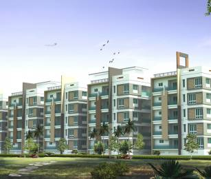 1400 sqft, 3 bhk Apartment in Trident Galaxy Kalinga Nagar, Bhubaneswar at Rs. 64.0000 Lacs