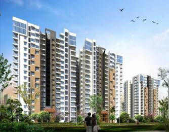 1725 sqft, 3 bhk Apartment in DN Oxy Park Arya Village, Bhubaneswar at Rs. 92.0000 Lacs