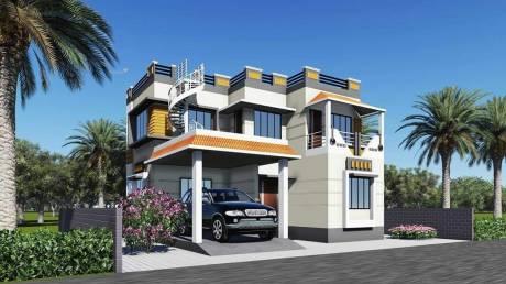 1440 sqft, 3 bhk Villa in Sonakshi Dream Township Project Joka, Kolkata at Rs. 25.0000 Lacs