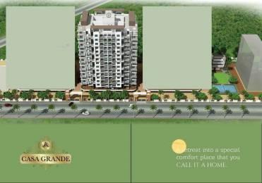 1020 sqft, 2 bhk Apartment in Bluestone Casa Grande B Wing Ravet, Pune at Rs. 60.0000 Lacs