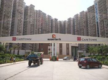 1150 sqft, 2 bhk Apartment in Supertech CapeTown Sector 74, Noida at Rs. 15000
