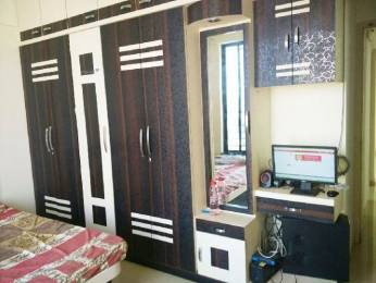 970 sqft, 2 bhk Apartment in Kharde Patil Gurukunj Thergaon, Pune at Rs. 14000