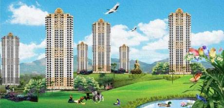 1262 sqft, 2 bhk Apartment in AIPL Zen Residences Sector 70A, Gurgaon at Rs. 87.5000 Lacs