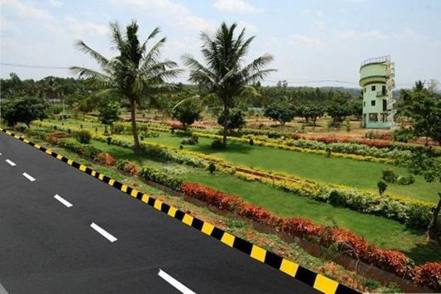 1368 sqft, Plot in Builder green aeroview Tukkuguda Airport View Point Road, Hyderabad at Rs. 17.6305 Lacs
