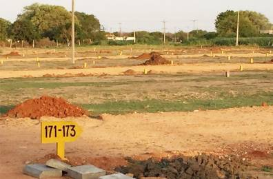 1566 sqft, Plot in Builder green aeroview Srisailam Highway, Hyderabad at Rs. 20.1823 Lacs