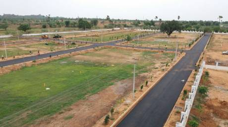 1602 sqft, Plot in Builder green aeroview tukkuguda Srisailam Highway, Hyderabad at Rs. 20.6462 Lacs