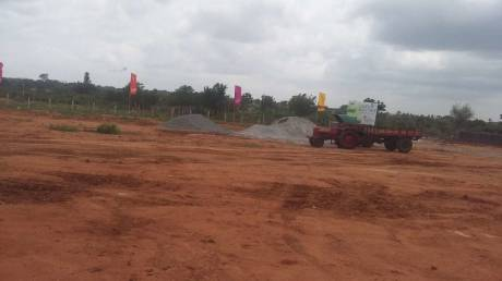 1557 sqft, Plot in Builder green aero view Srisailam Highway, Hyderabad at Rs. 20.0680 Lacs