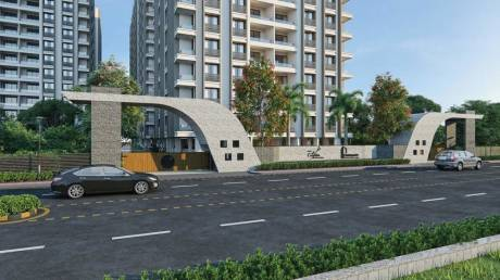 1252 sqft, 2 bhk Apartment in Builder swagat clifton Althan, Surat at Rs. 43.7073 Lacs