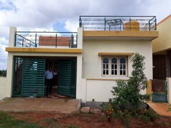 1100 sqft, 2 bhk BuilderFloor in Builder independent house Varuna, Mysore at Rs. 43.0000 Lacs