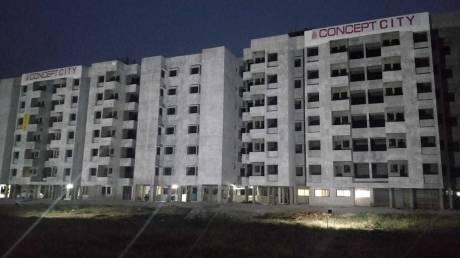 927 sqft, 2 bhk Apartment in Builder koncept citi Gotal Pajri, Nagpur at Rs. 22.0000 Lacs
