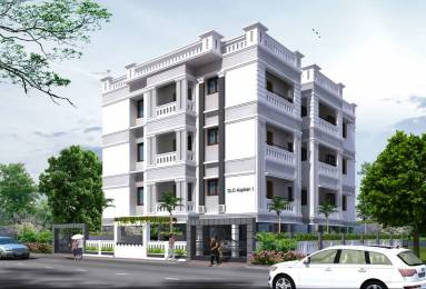 3406 sqft, 3 bhk Apartment in Builder Aspiran Gardenkilpauk Aspiran Garden 2nd Street, Chennai at Rs. 4.4278 Cr