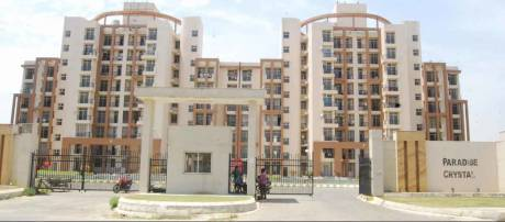 1240 sqft, 2 bhk Apartment in Ansal Paradise Crystal Sushant Golf City, Lucknow at Rs. 45.0000 Lacs