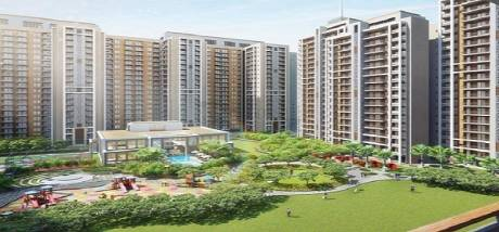 1810 sqft, 3 bhk Apartment in Rishita Manhattan Gomti Nagar Extension, Lucknow at Rs. 74.5000 Lacs