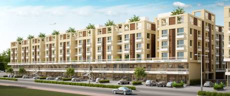 1550 sqft, 3 bhk Apartment in Samanvay Realty Saptarshi Manjalpur, Vadodara at Rs. 15500