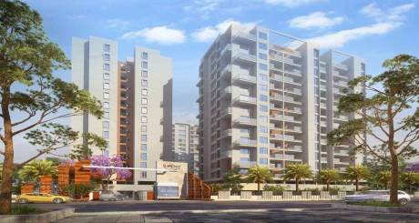 655 sqft, 2 bhk Apartment in Builder Project Rahatani, Pune at Rs. 56.8000 Lacs