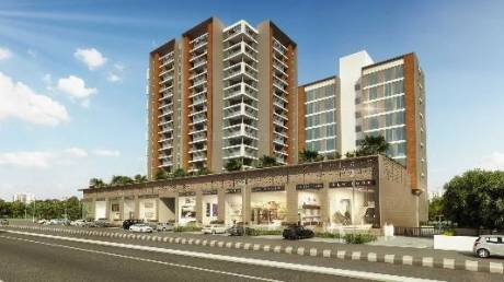 1117 sqft, 2 bhk Apartment in Pride Purple Park Ivory Wakad, Pune at Rs. 79.5000 Lacs
