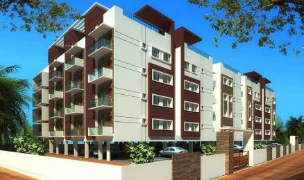 1120 sqft, 2 bhk Apartment in Builder sri chakra blossom Electronic City Phase 1, Bangalore at Rs. 29.1088 Lacs