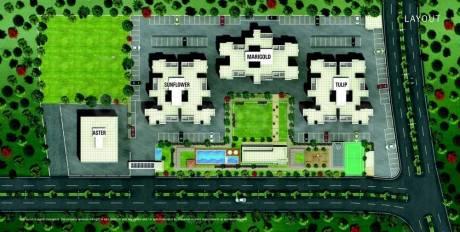 1379 sqft, 3 bhk Apartment in Gulmohar Primrose Wagholi, Pune at Rs. 59.9000 Lacs