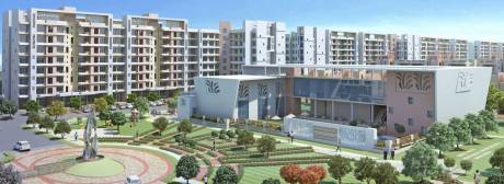 800 sqft, 2 bhk Apartment in Mahindra Bloomdale Apartment Mihan, Nagpur at Rs. 41.0000 Lacs