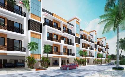 900 sqft, 2 bhk Apartment in Builder Project Zirakpur, Mohali at Rs. 31.9101 Lacs