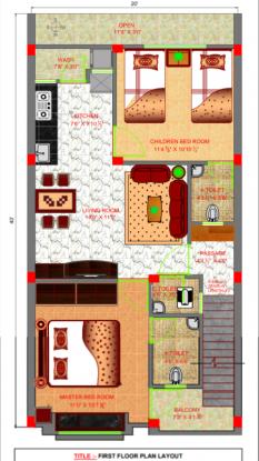 1600 sqft, 3 bhk BuilderFloor in Builder Nilkanth Residency Kamrej Road, Surat at Rs. 58.5100 Lacs