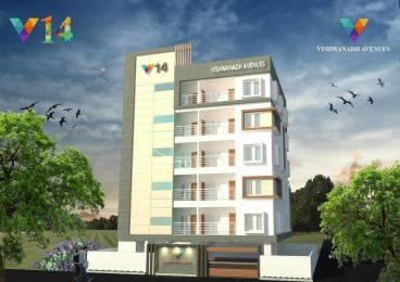 1320 sqft, 3 bhk Apartment in Vishwanadh Vishwanadh Avenues Madhurawada, Visakhapatnam at Rs. 37.0000 Lacs