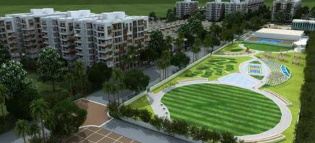 1612 sqft, 4 bhk Apartment in Builder Vrindavan city Jamtha, Nagpur at Rs. 46.7448 Lacs