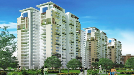 1415 sqft, 2 bhk Apartment in Indiabulls Centrum Park Sector 103, Gurgaon at Rs. 65.0000 Lacs