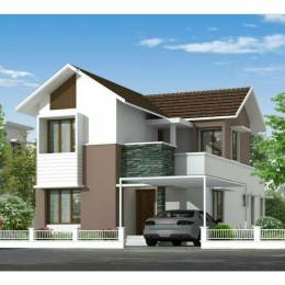 1000 sqft, 3 bhk Villa in Builder Ajwa garden Chelavoor, Kozhikode at Rs. 45.0000 Lacs