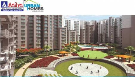 585 sqft, 1 bhk Apartment in Aditya Aditya Urban Homes NH 24 Highway, Ghaziabad at Rs. 14.0000 Lacs