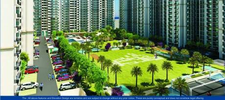 885 sqft, 2 bhk Apartment in The Antriksh Golf Links Sector 1 Noida Extension, Greater Noida at Rs. 25.6563 Lacs