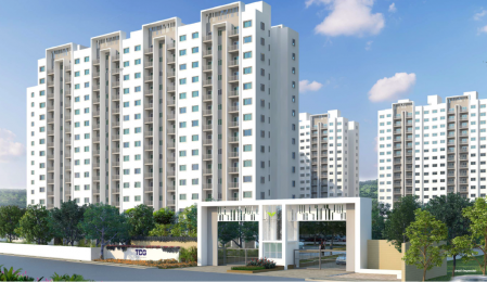 494 sqft, 1 bhk Apartment in TCG The Cliff Garden Hinjewadi, Pune at Rs. 33.0000 Lacs