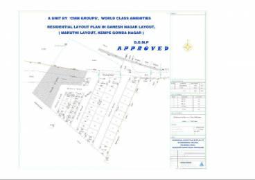 800 sqft, Plot in Builder Project Ganesh Nagar Layout, Bangalore at Rs. 39.2000 Lacs