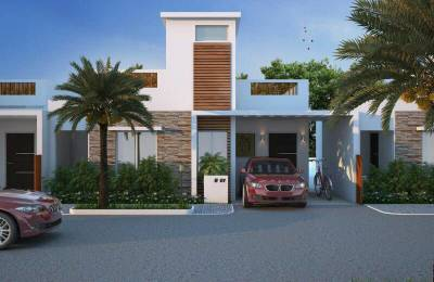 1257 sqft, 2 bhk Villa in Builder shigra palms Domlur Village, Bangalore at Rs. 56.5650 Lacs