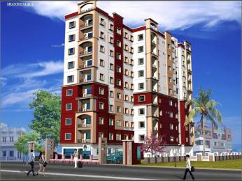 736 sqft, 2 bhk Apartment in Rose Mount Traders Shanti Palace Howrah, Kolkata at Rs. 26.5100 Lacs