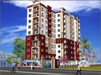 736 sqft, 2 bhk Apartment in Rose Mount Traders Shanti Palace Howrah, Kolkata at Rs. 26.5100 Lacs