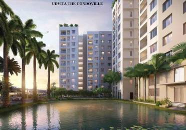 1435 sqft, 3 bhk Apartment in Ambuja Udvita Ultadanga, Kolkata at Rs. 78.9250 Lacs