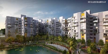1304 sqft, 3 bhk Apartment in Sugam Habitat Picnic Garden, Kolkata at Rs. 73.0240 Lacs