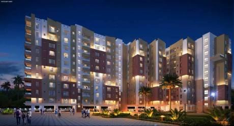 1371 sqft, 2 bhk Apartment in SKDJ Parnasree Green Behala, Kolkata at Rs. 61.6950 Lacs