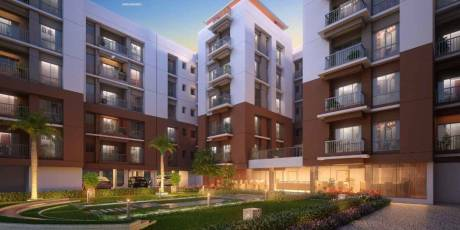 828 sqft, 2 bhk Apartment in Vinayak White Meadows Narendrapur, Kolkata at Rs. 21.9420 Lacs