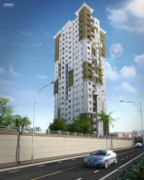 2080 sqft, 4 bhk Apartment in Builder Project Tollygunge Karunamoyee, Kolkata at Rs. 1.6120 Cr