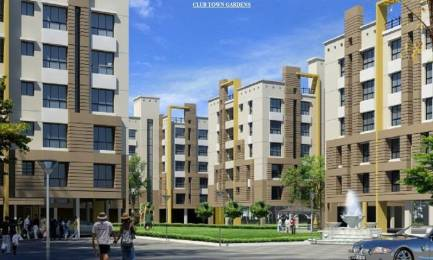 1262 sqft, 3 bhk Apartment in Space Clubtown Gardens Belghoria, Kolkata at Rs. 47.2619 Lacs