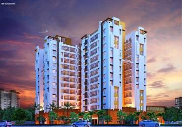 1097 sqft, 2 bhk Apartment in Builder THE EKTAA LOTUS Christopher Road, Kolkata at Rs. 54.8500 Lacs