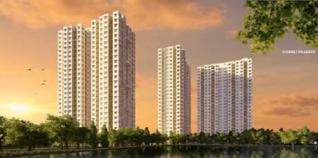 995 sqft, 2 bhk Apartment in Godrej Prakriti Sodepur, Kolkata at Rs. 44.0000 Lacs