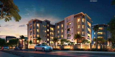 576 sqft, 1 bhk Apartment in Eden Horizon Garia, Kolkata at Rs. 20.7360 Lacs