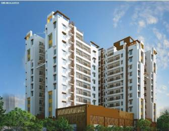 1234 sqft, 3 bhk Apartment in Builder THE EKTAA LOTUS Christopher Road, Kolkata at Rs. 62.3170 Lacs